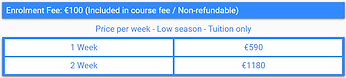 Language & CLIL Fees.png