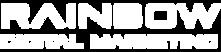Rainbow Digital Marketing Logo - Only Te