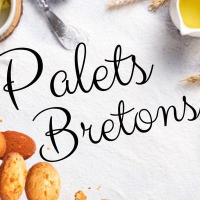 Palets bretons au Thermomix