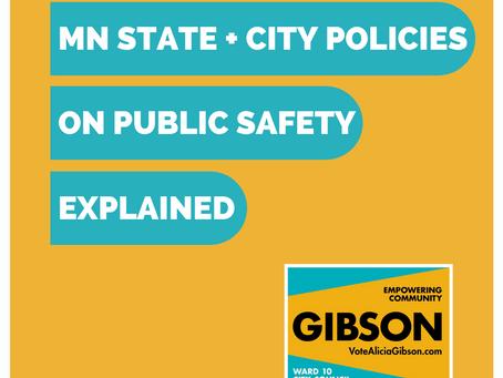 July Public Safety Update