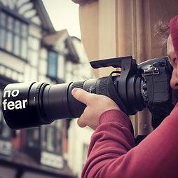 Chester Photographer NO FEAR
