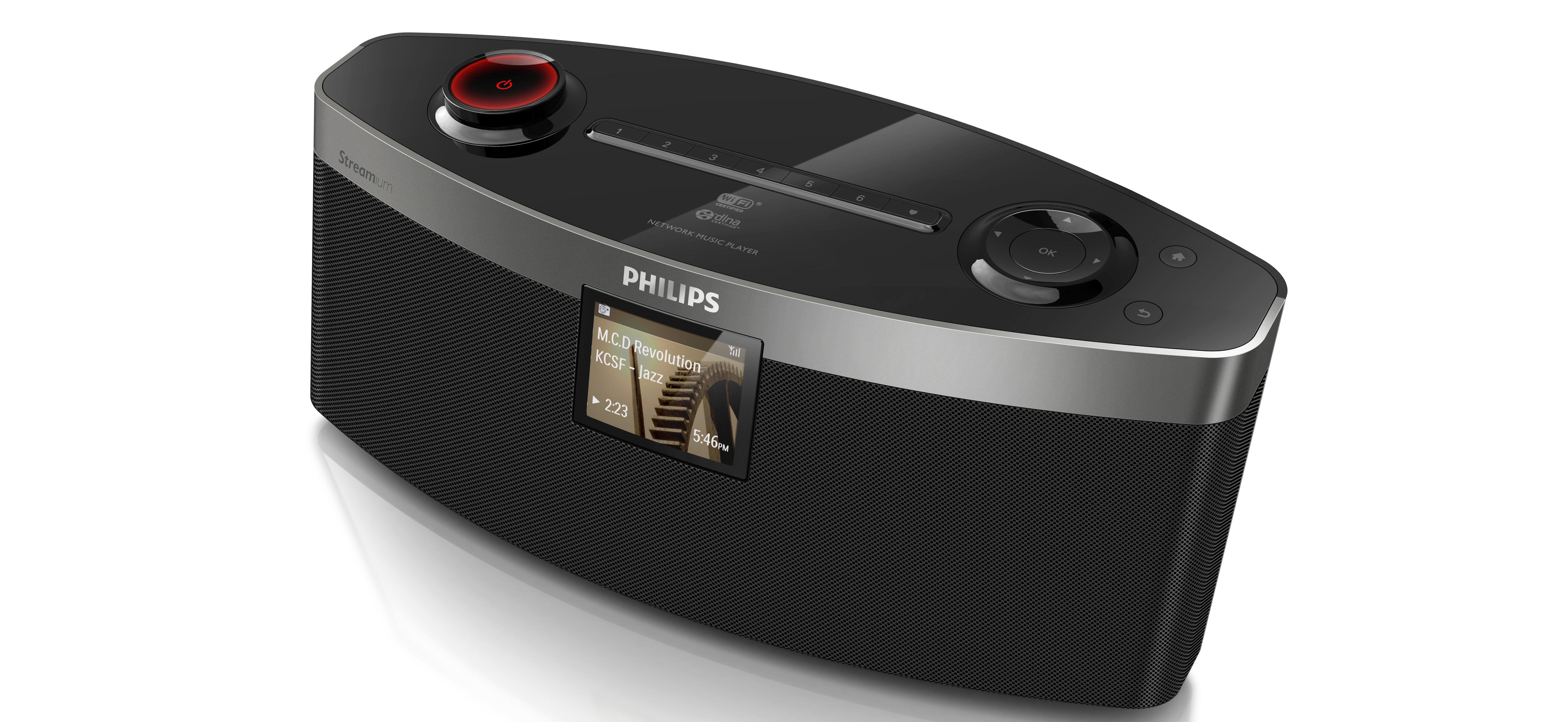 Philips Streamium NP3300