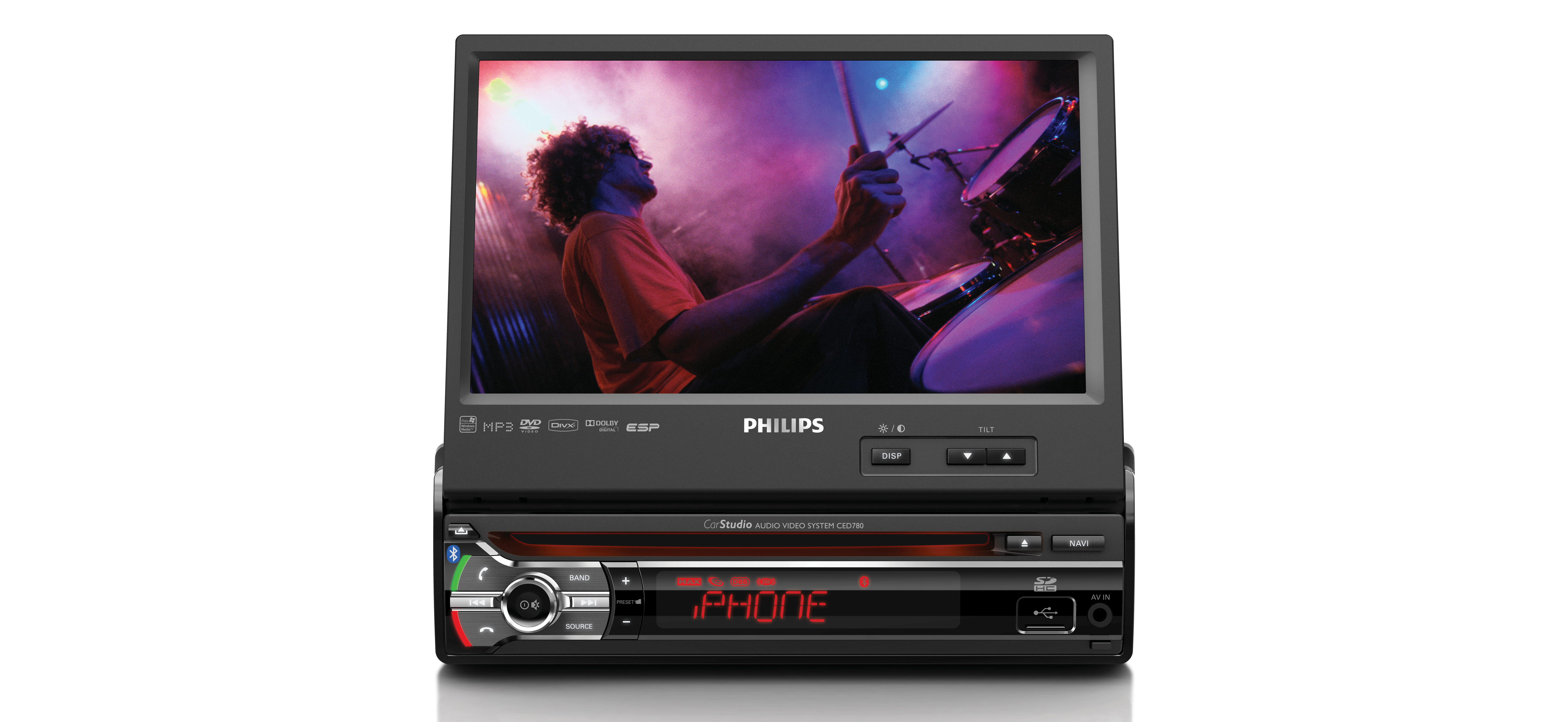 Philips In-car CED780