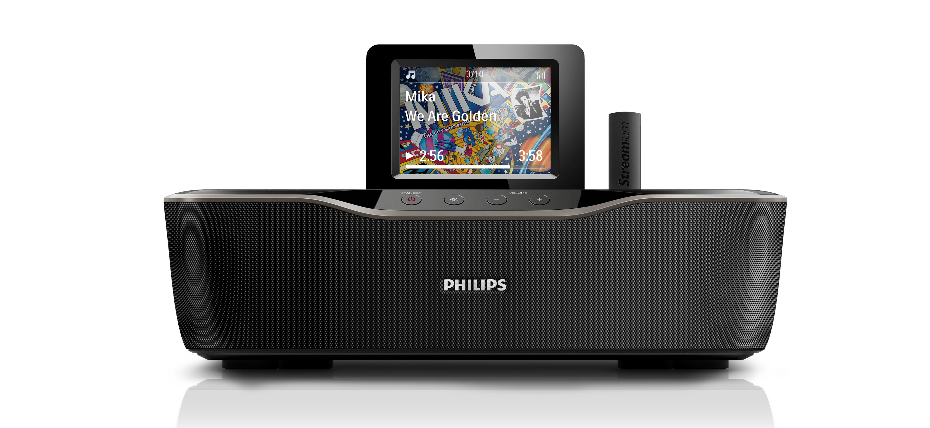 Philips Streamier NP3700