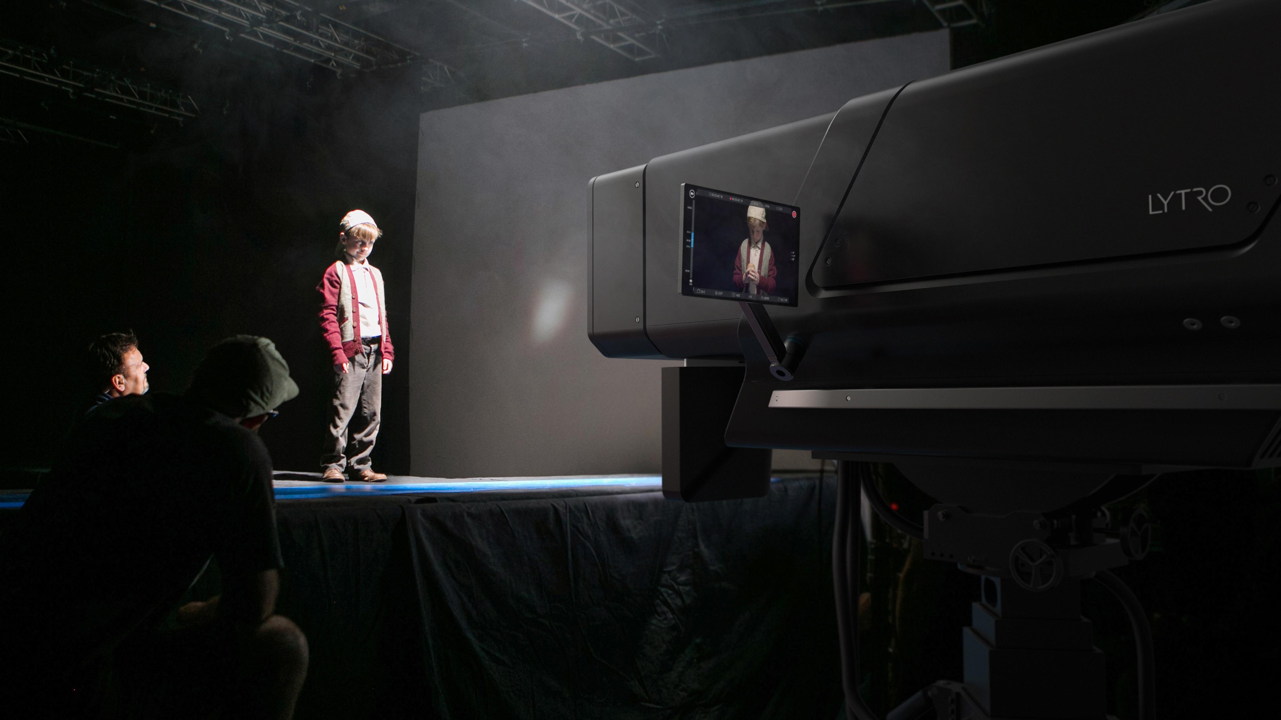 Lytro Cinema Spotlight