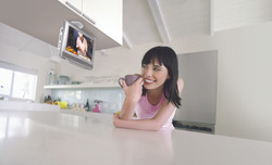 PT9000 Cooking under cabinet
