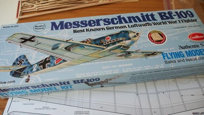 Guillou's Messerschmitt Bf-109
