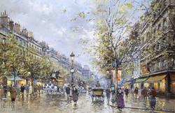 Boulevard-Haussmann