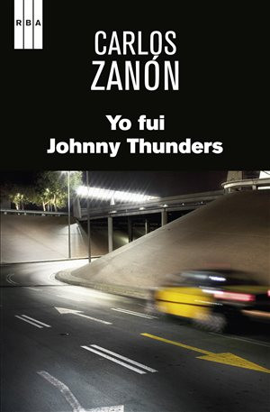 Yo fui Johnny Thunders, portada.