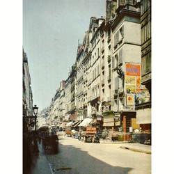 Rue Saint-Honoré de París