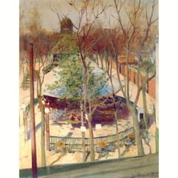 Parque del Moulin de la Galette