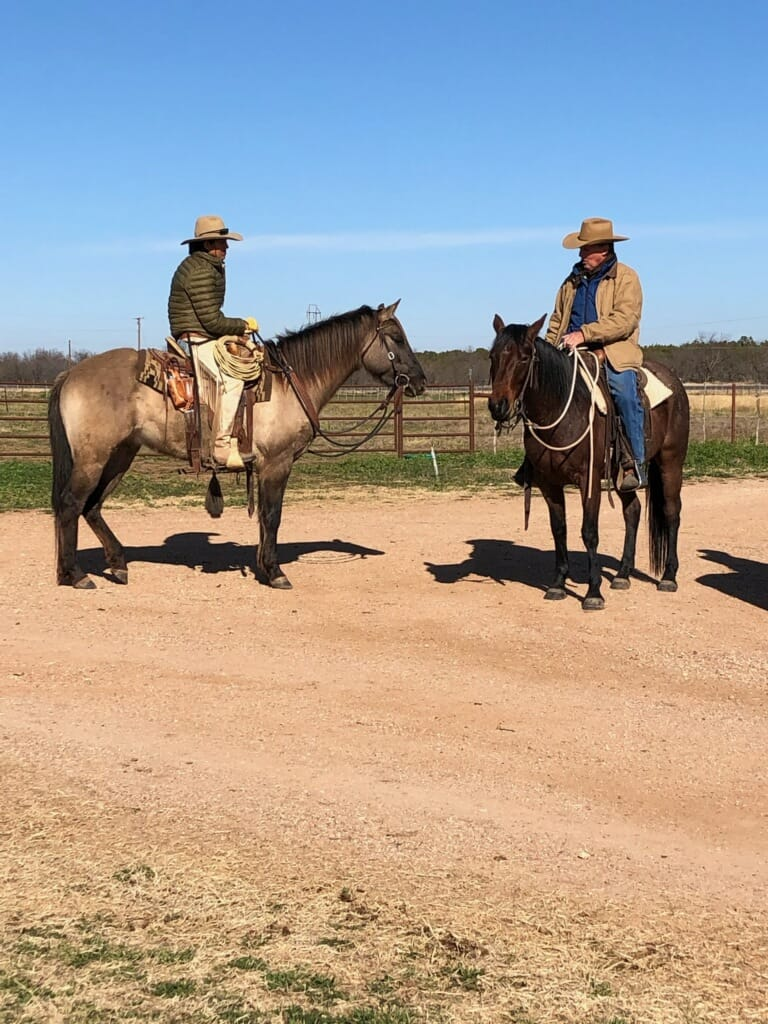 Joe Wolter Ranch Professionals Clinic 2019