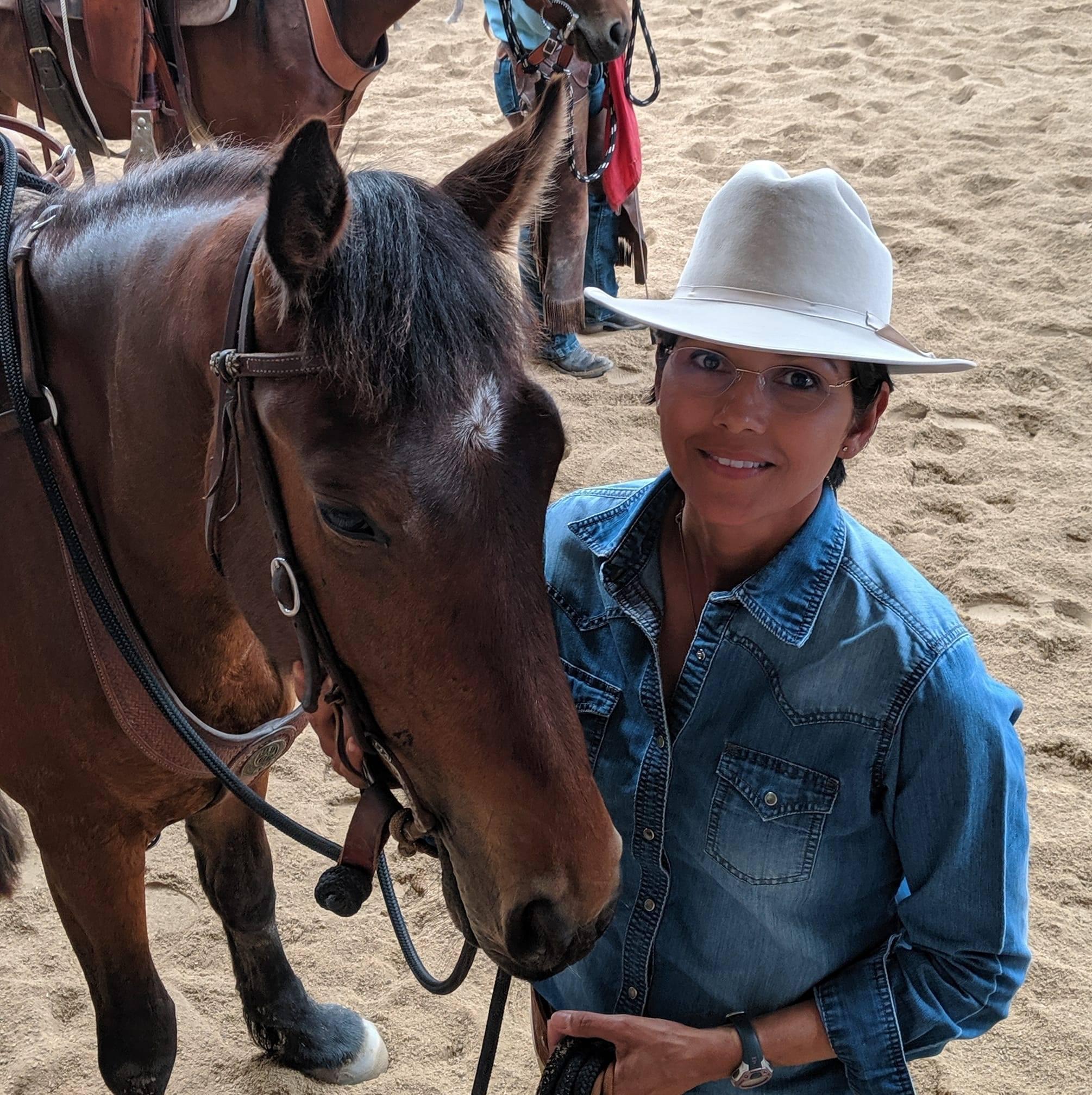 Buck Brannaman invitational colt start 2019