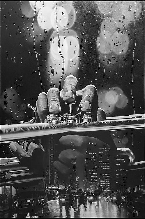 Gwyn Hughes: Radio City