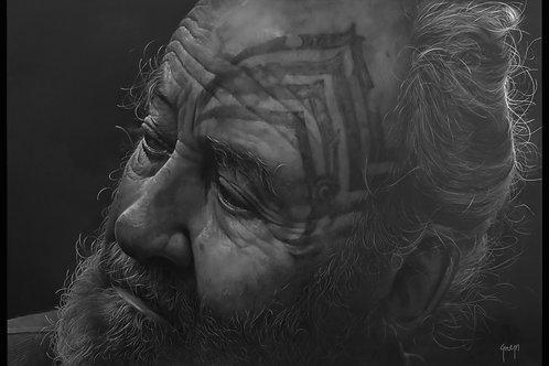 Gwyn Hughes: Tua Tapu (The Hallowed Warrior)