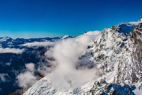 Gary White: Spindrift, Fiordland National Park, New Zealand