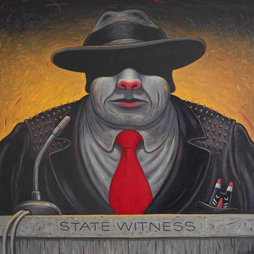 Norman Catherine: State Witness
