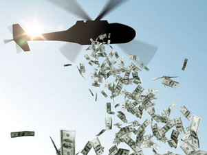 """Could """"Helicopter"""" Money Make Sense?"""