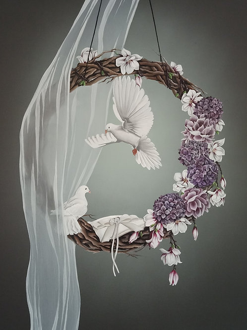 Tracey Clark: The Wedding Swing