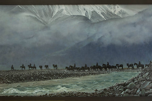 Gwyn Hughes: Riverside Muster