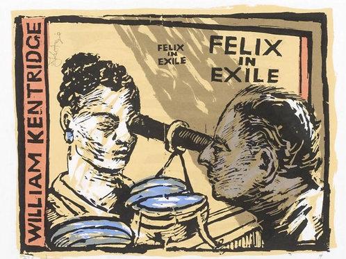 William Kentridge: Felix in Exile