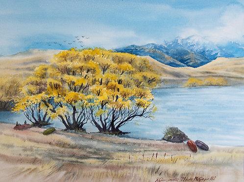 Kasia Wiercinska: Lake McGregor
