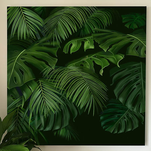 Alana Mays: Monstera Escape
