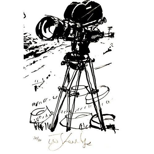 William Kentridge: Cine Camera