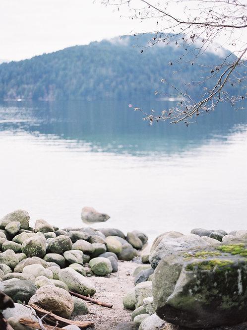Gary White: Rivers Edge, Vancouver