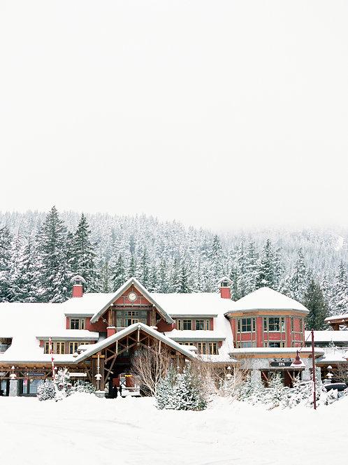 Gary White: Winters Lodge