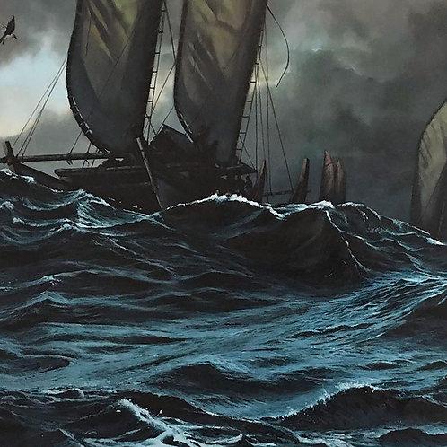 Gwyn Hughes: The Navigators