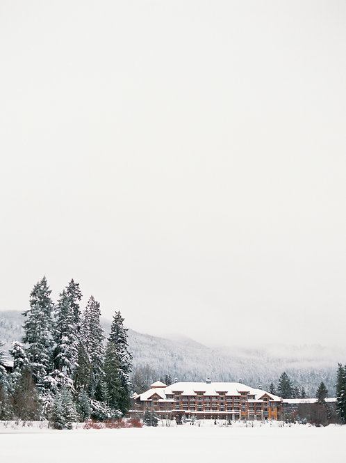Gary White: Perfect Winter Hideaway