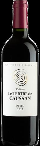 Vin, Château Le Tertre de Caussan