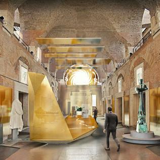 """""""Mortali Immortali"""" Rome Exhibition"""