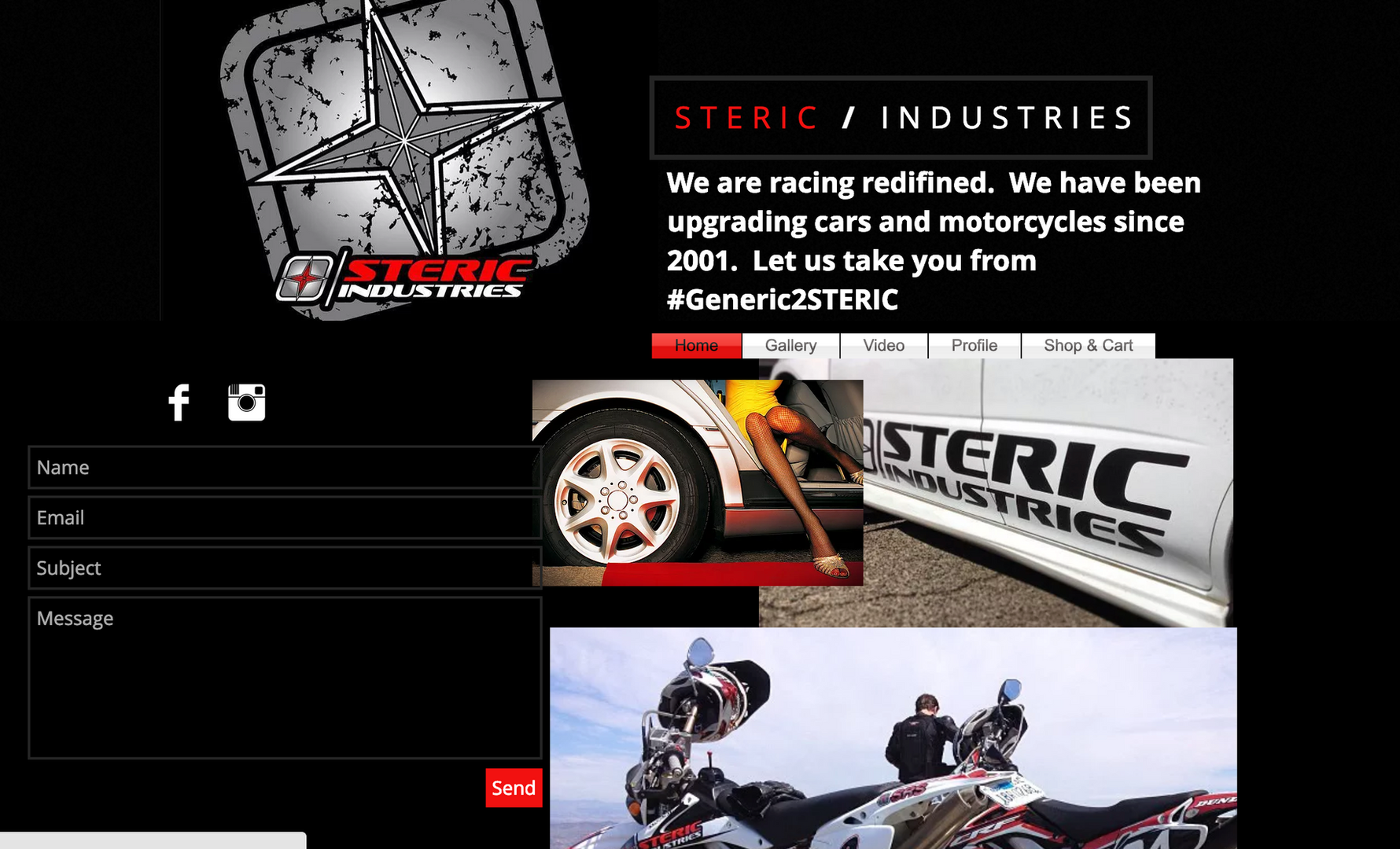 Steric Industries