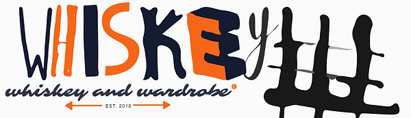 Full Whikey& Wardrobe logo created by Infaousworks