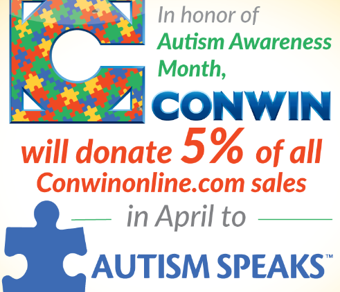 Conwin Autism Speaks Ad by Infamousworks