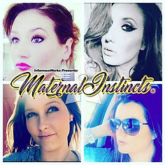 Maternal Instincts Podcast Logo
