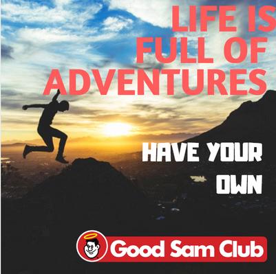 Adventure Ad Concept