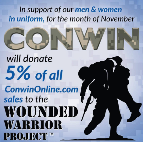 Wounded Warrior Conwin Campaign