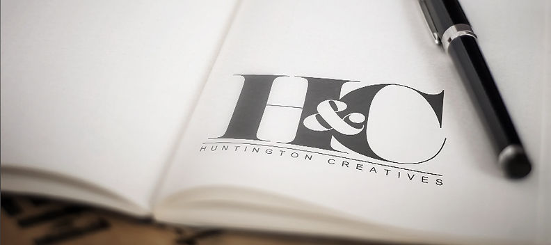 Huntington Creatives Graphic Designer and Brand Planner