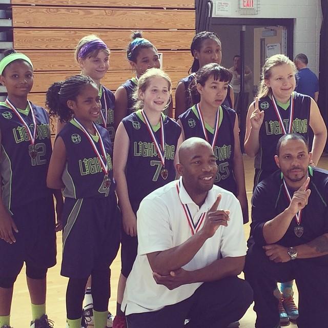 5th grade girls Rock n Roll Invitational Championships