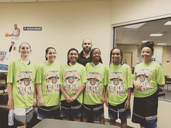 Our 5th Grade Girls Team - Champions