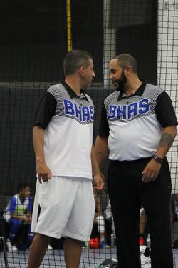 Coach Briskin & Coach G