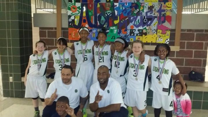 2014 5th Grade Lehigh Valley Super Regional AAU Champions
