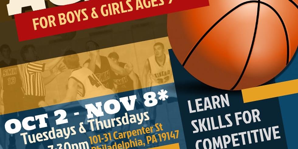 Bakerhoops Basketball Academy at Shot Tower