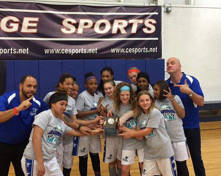 Valley Forge Hardwood Battle 7th Grade Gold Champions