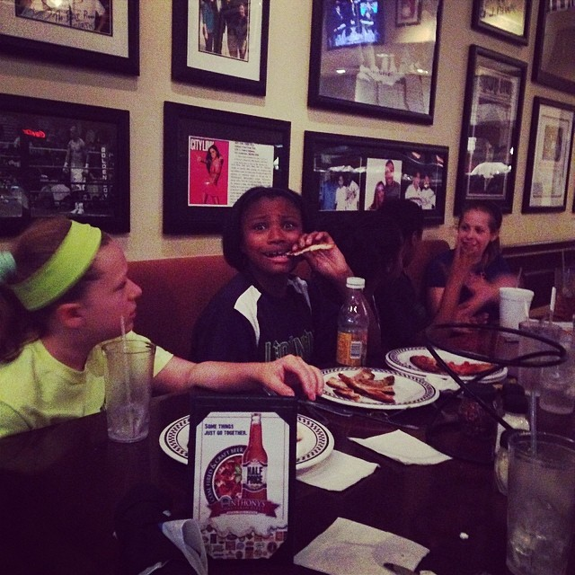 2014 Victory Dinner - EastCoast Champions