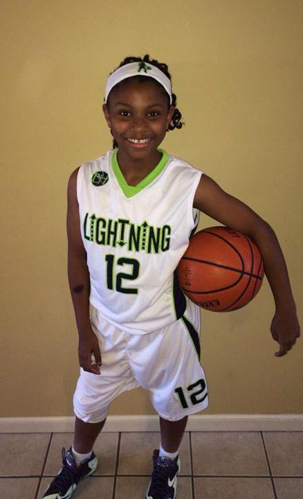 2014 Lightning Home Uniform