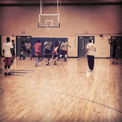 2015 Boys Practice